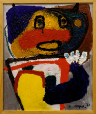 Kind, 1952, Karel Appel
